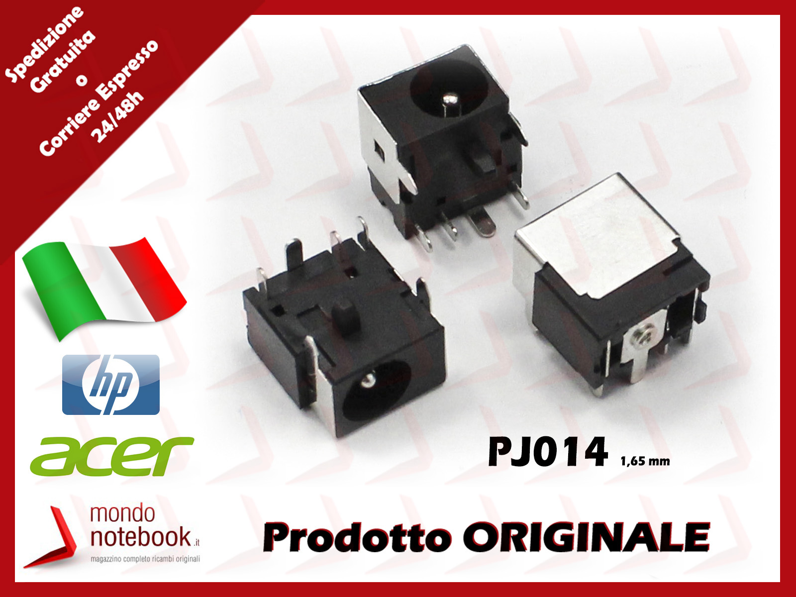 Connettore Di Alimentazione Per Hp Pavilion Zt3012ap Conector Latest Technology Computers/tablets & Networking Laptop & Desktop Accessories