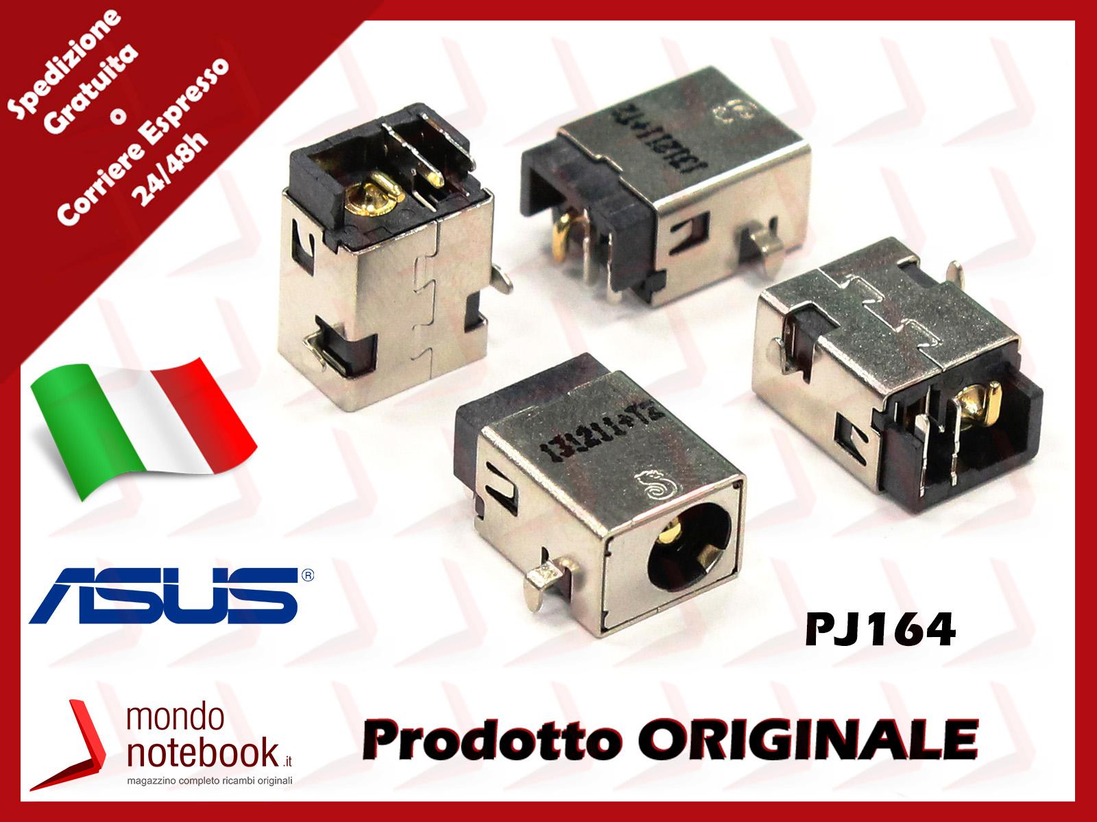 Connettore di Alimentazione DC Power Jack ASUS PJ164 2,5mm G53 G53S G53SW G53SX G53J G53JW G53JW-3DE